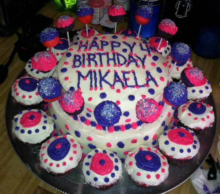 Mikaelas cake