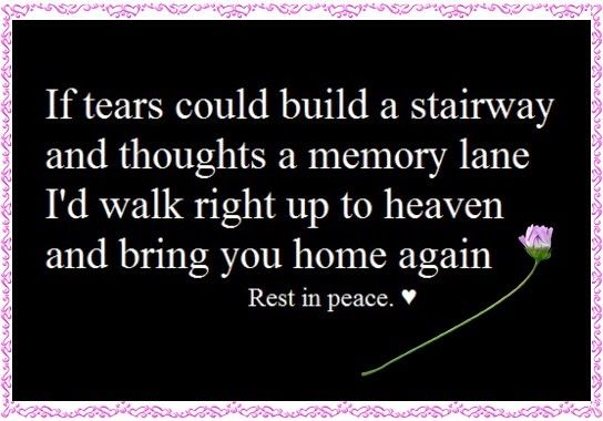 Rest In Peace Grandma Quotes