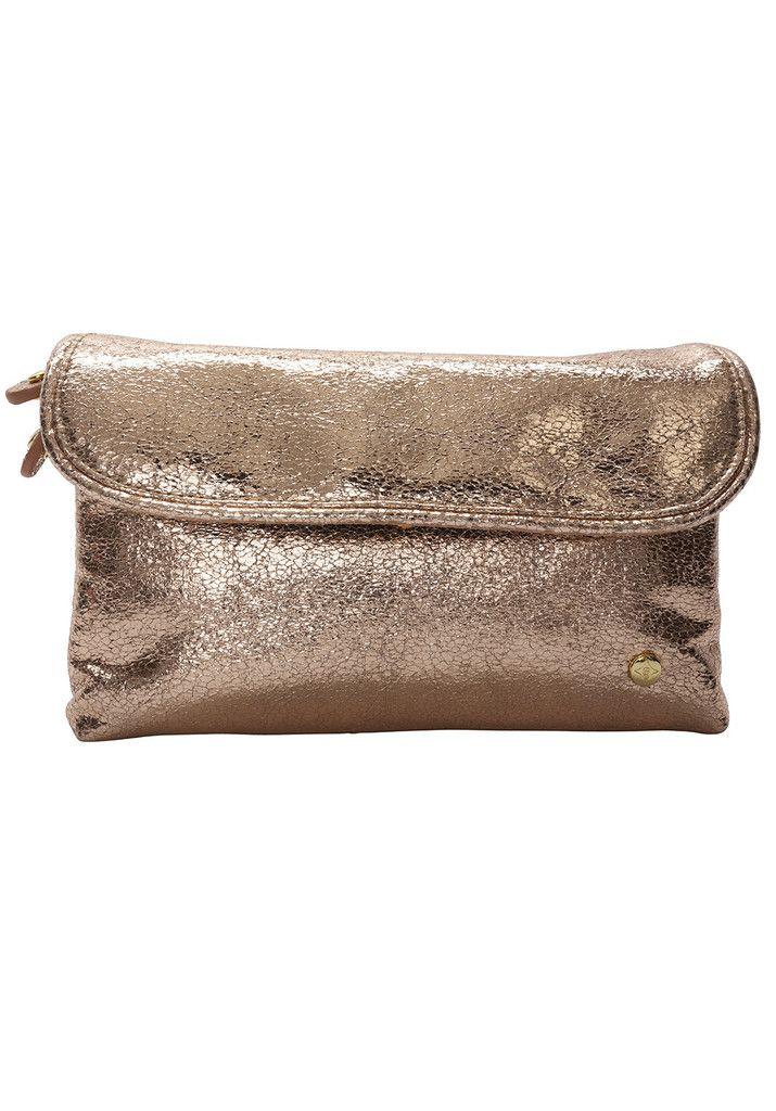 Folding Cosmetic Bag By Stephanie Johnson