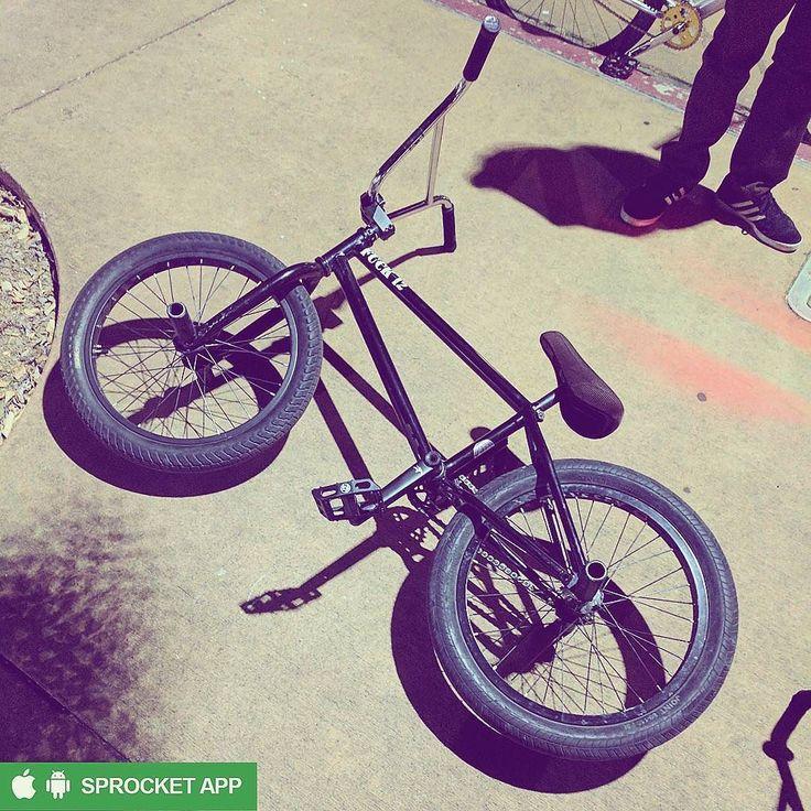 2017 Kink BMX Solace 3 4130 Cr-Mo 1B TT/DT #TonyHamlin signature BMX bike at @SanJoseBikeParty!  Like and follow on Instagram at @sprocketblog  Get the Sprocket bike app on AppStore and GooglePlay  #kink #kinkbmx #kinksolace #BMX
