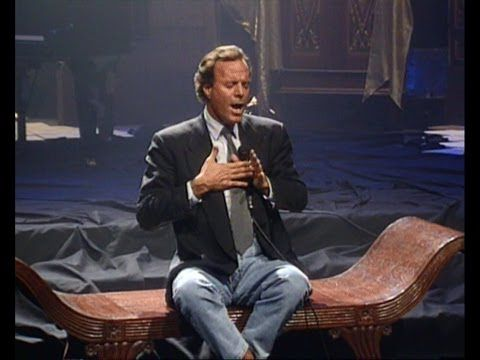 HEY - Julio Iglesias (English Lyrics) - YouTube.  This man has the sexiest voice of any male singer past or present...just listen!