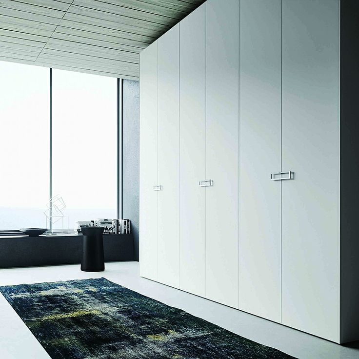 Wardrobe Chick by Siluetto. Modern and minimalist. 100% made in Italy.