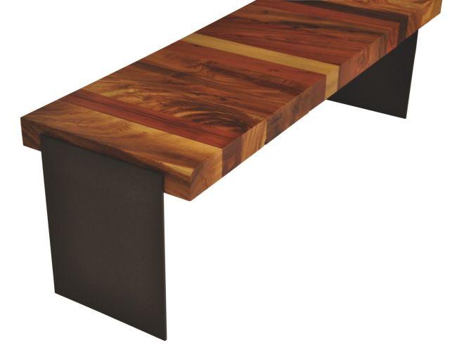 Massivholz möbel vollenden das minimalistische interieur