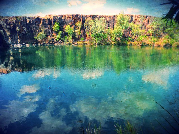 Wangalala lost waterhole Northern Western Australia