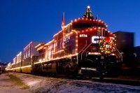 Holiday Train 01.jpg  Trains are awesome, especially at Christmas!  #PinToWinGifts @giftsdotcom