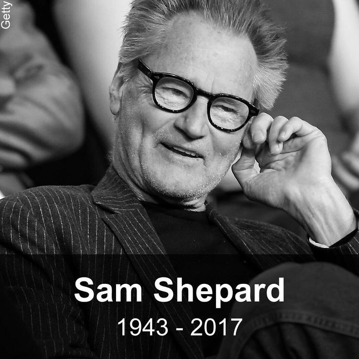 Actor and playwright Sam Shepard has died at the age of 73, according to US media. He won the Pulitzer Prize for drama for Buried Child in 1979. He went on to be nominated for the best supporting actor Oscar for 1983 film The Right Stuff and starred in films like Black Hawk Down. More recently he was seen in Netflix thriller Bloodline. bbc.in/SamShepard #rip #samshepard #bbcnews