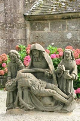 Enclos paroissial de Sizun à Sizun | Finistère Bretagne | #myfinistere