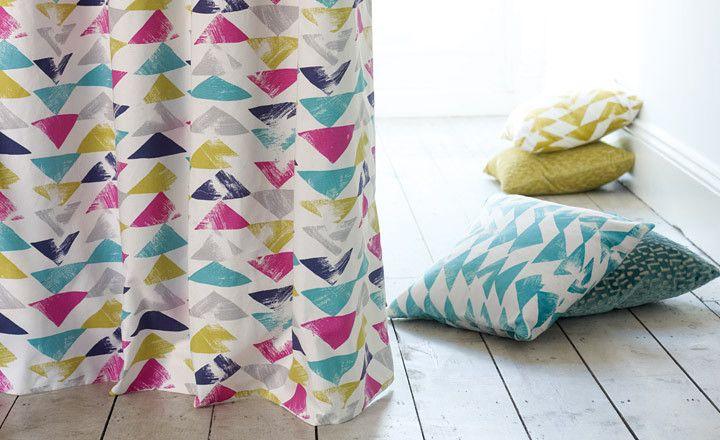 Loki Fabric Collection (source Villa Nova) / Fabric Wallpaper Australia / The Ivory Tower