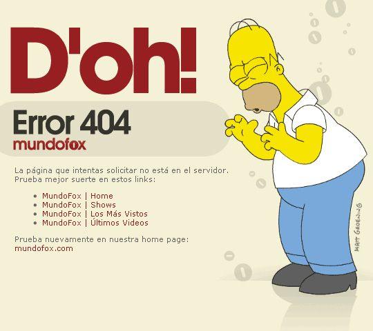 error 404 page - photo #38
