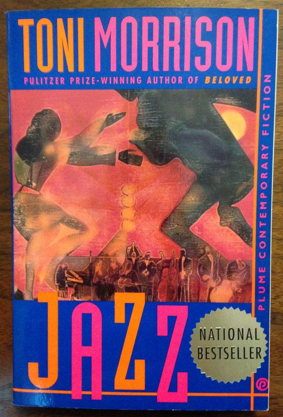 Amazon.com: Summary & Study Guide Jazz by Toni Morrison ...