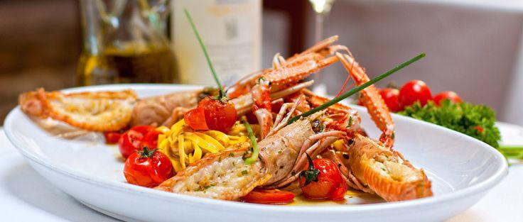 Trattoria Pomo D'oro Étlap - Olasz étterem olasz alapanyagból készült ételekkel, eredeti olasz ételek, friss halételek, olasz házi tészták. ...