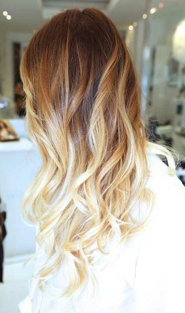 Superbe balayage pour brune balayage cheveux courts