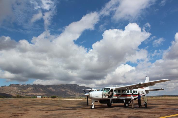 Iringa airport, Tanzania