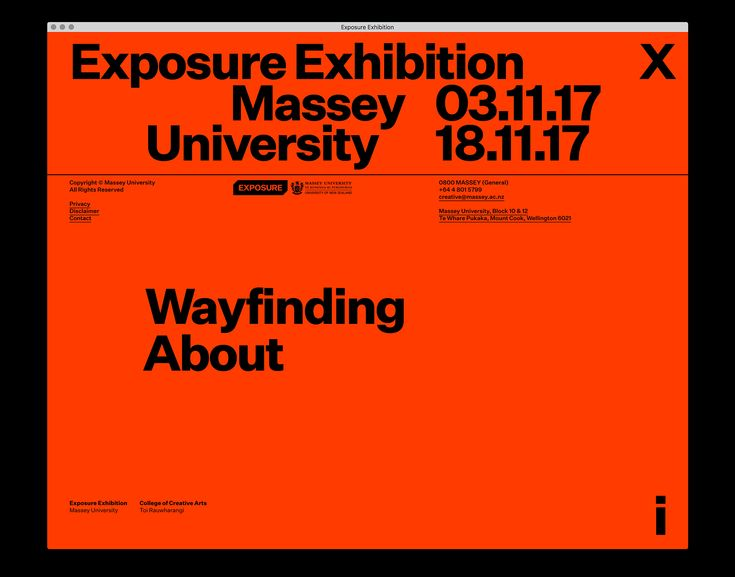 """Check out this @Behance project: """"Exposure Exhibition"""" https://www.behance.net/gallery/59449859/Exposure-Exhibition"""