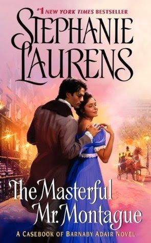 <3 <3 <3 <3 The Masterful Mr. Montague by Stephanie Laurens - Got Romance! Reviews