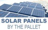 Buy Solar Panels - Kyocera, Mitsubishi, Sanyo, Sharp, REC Solar and More!  16 315 watt panels = 5040 watts at $335 = $5360.  17 310 watt panels = 5270 watts at $303 = $5151.