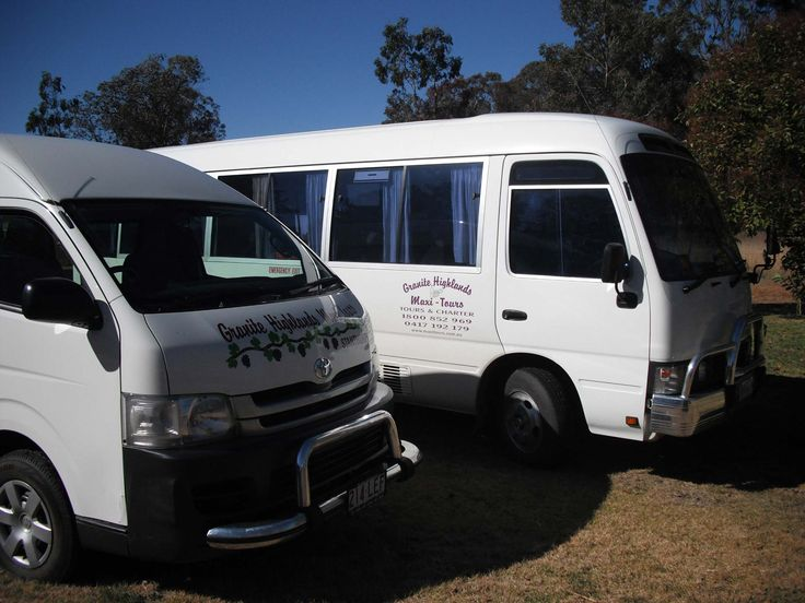 Day Winery Tours - Granite Highlands Maxi Tours