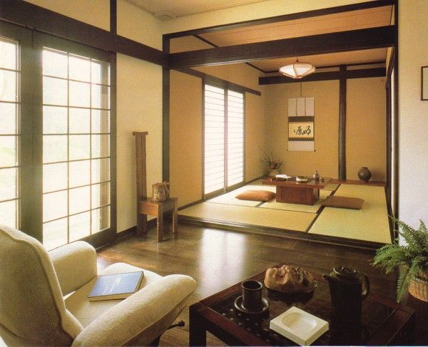 31 best casas tradicionales japonesas images on pinterest for Japanese tatami room design