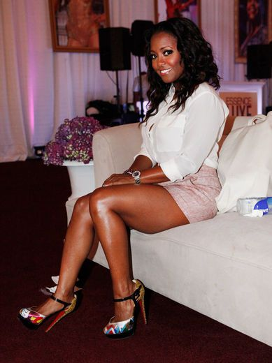 Keshia Knight Pulliams  2012 Essence Music Festival
