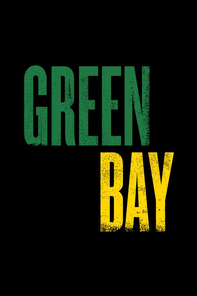 Green Bay iPhone background - for the fashionable Packers fan
