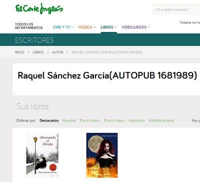 El Corte Inglés http://relatosjamascontados.blogspot.com.es/2013/12/raquel-sanchez-garcia-en-el-corte-ingles.html
