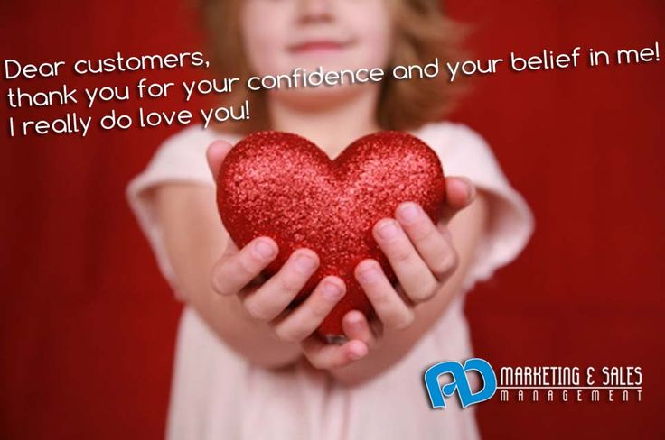Love your customers to love you back!