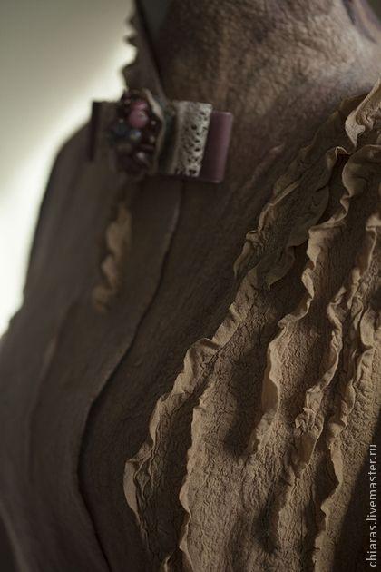 """Пиджаки, жакеты ручной работы. Заказать жакет ручной работы """"Джейн Эйр"""". Irena Levkovich. Ярмарка Мастеров. Жакет на свадьбу"""