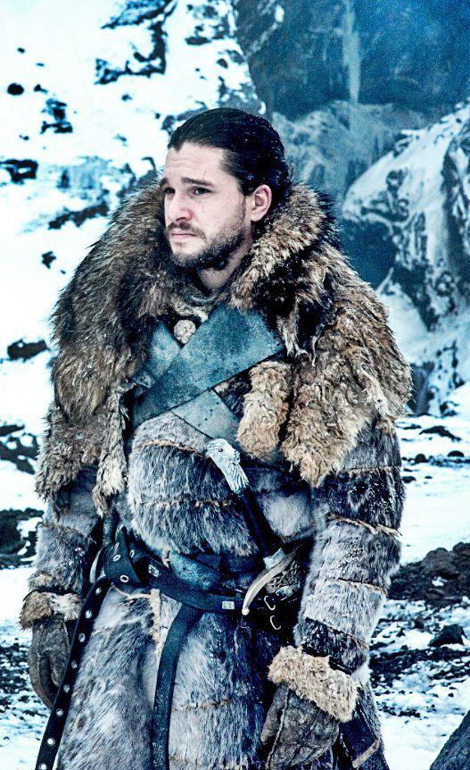 "Jon Snow s7 ""Beyond the Wall"" costume"