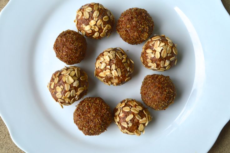 Protein Balls: Quick and Easy Energy Boosters