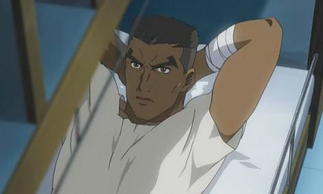 72 best images about black anime characters on Pinterest ...