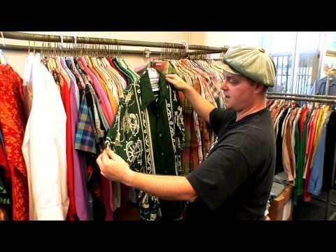 Vintage Clothing @ American Rag Cie