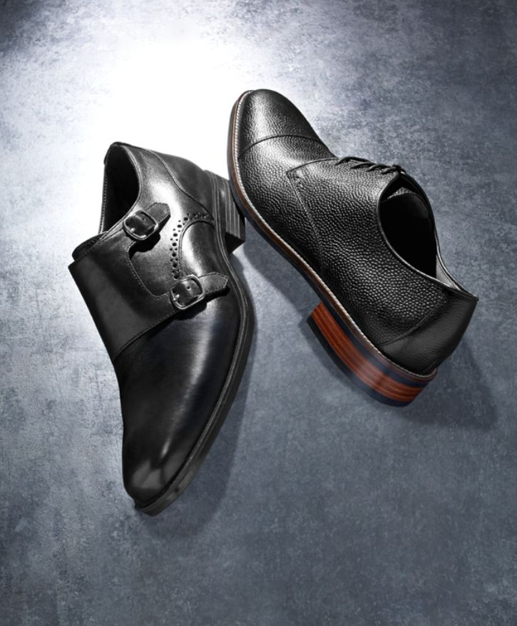 Cole Haan Copley double monks — for style that's totally worth a double-take