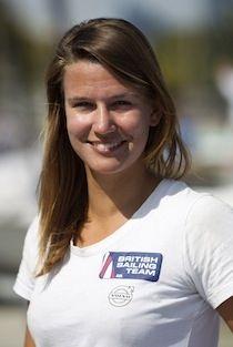 Nicola Groves - Sailing. Nacra 17.