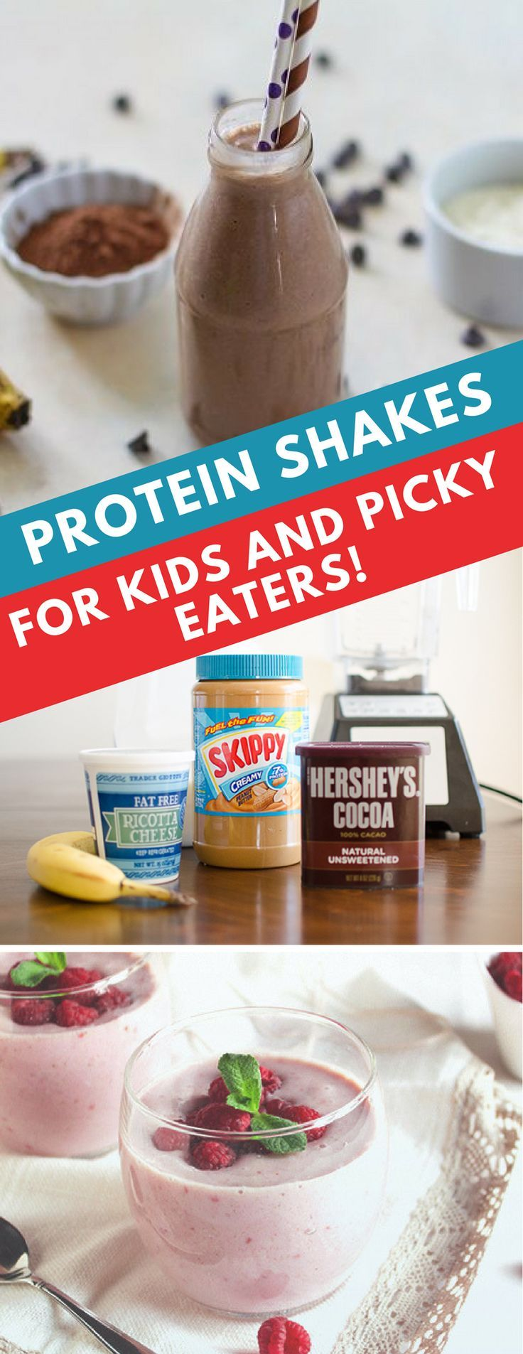 10 Amazing Protein Shake Recipes Your Kids Will Go Crazy For!
