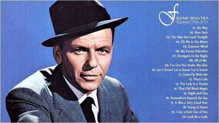 Frank Sinatra : Greatest Hits - The Best of Frank Sinatra