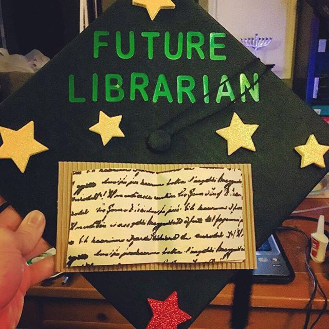 UNT Future Librarian Cap