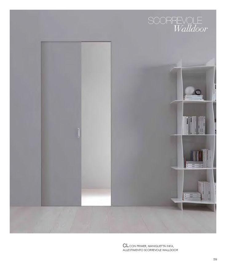 sistema walldoor CL con primer