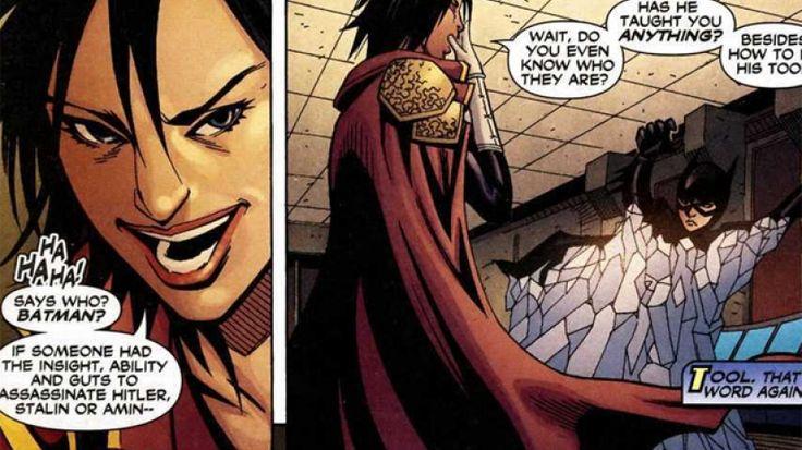 Spartacus actress joins Arrow as Nyssa al Ghul | Den of Geek