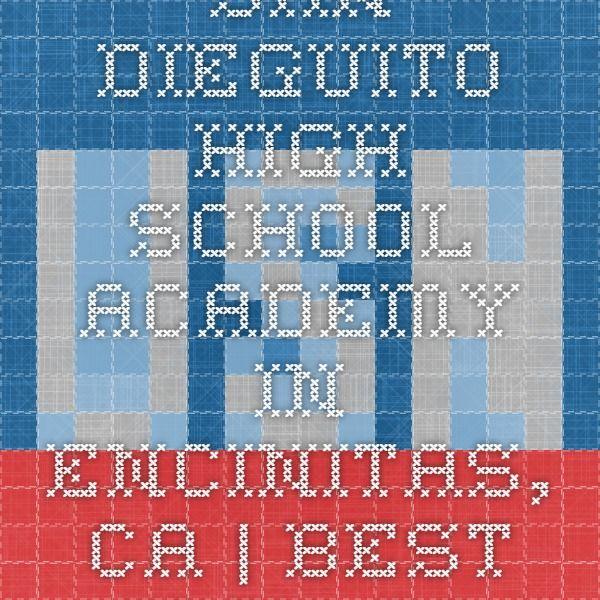 San Dieguito High School Academy in ENCINITAS, CA | Best High Schools | US News