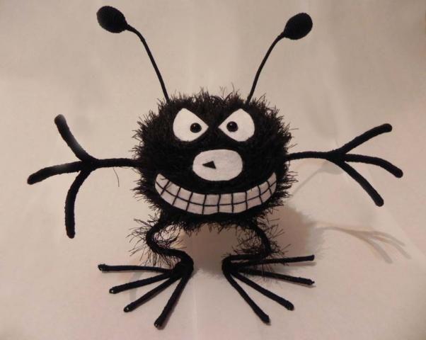 Смешные картинки бабайка