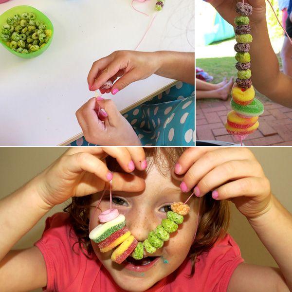 birthday party activity ideas