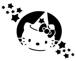 Hello Kitty Pumpkin Stencils and Carvings - ibytemedia