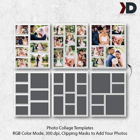 8x10 blog board templates photo collage templates photography