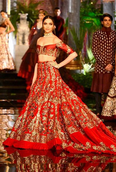 20 Best Outfits From Manish Malhotras Bridal Collection