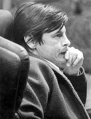 Andrei Tarkovsky. Russian director. He is widely regarded as one of the greatest filmmakers of all time.