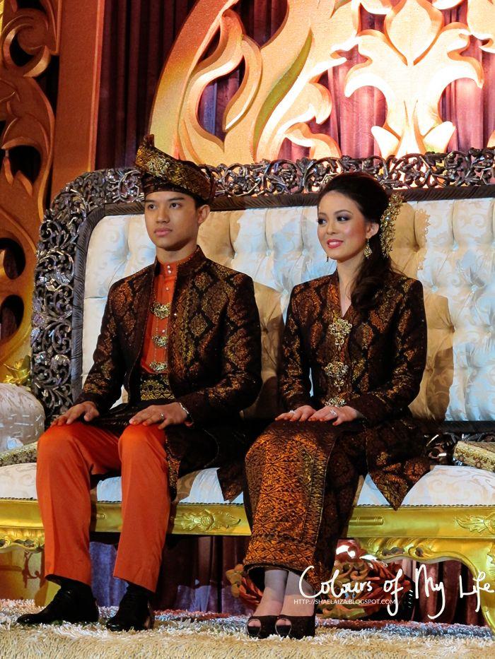 COLOURS OF MY LIFE by Shahirah Elaiza: FV: The Wedding Receptions