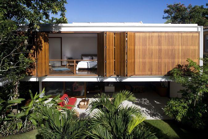 Residência\ Brasil (São Paulo), 2007. Bernardes + Jacobsen Arquitetura\ Casa GH.