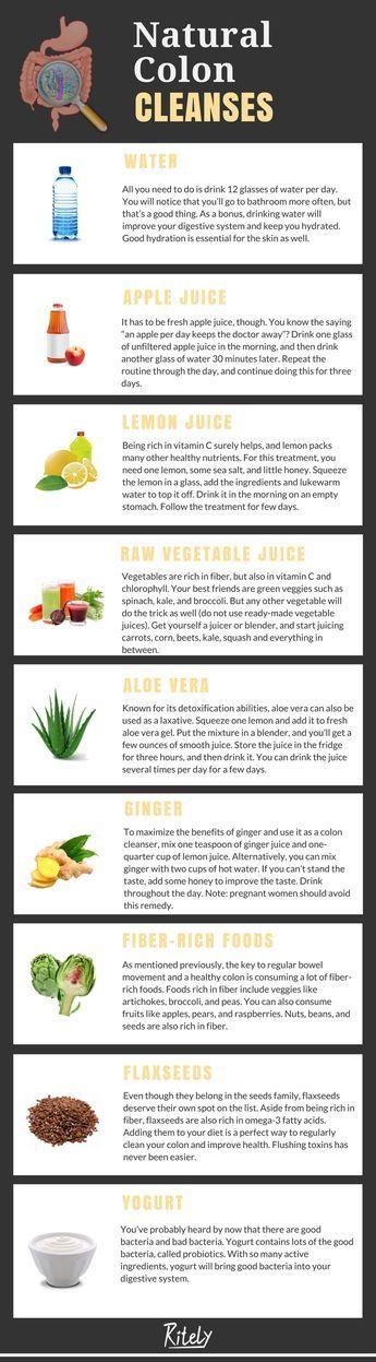 Darmreinigung: Alles, was Sie wissen müssen   – Eating healthy