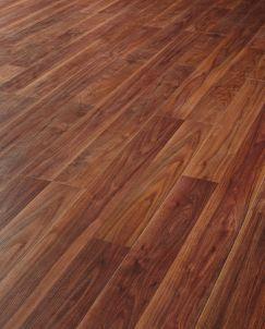 Wickes African Walnut Laminate Flooring | Wickes.co.uk