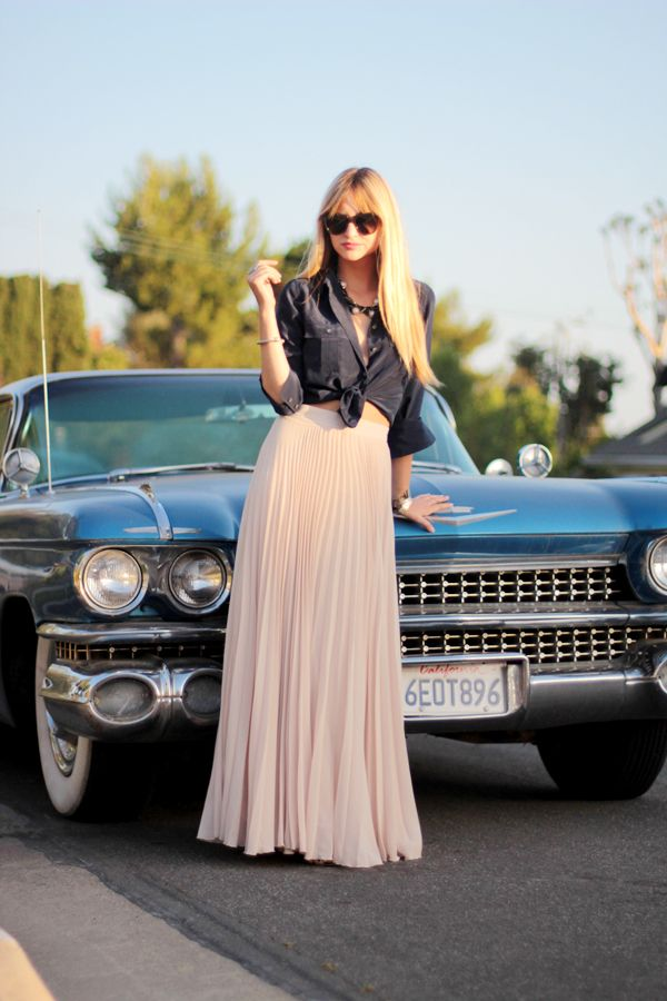 30 best images about How to Wear.. a Maxi Skirt on Pinterest ...